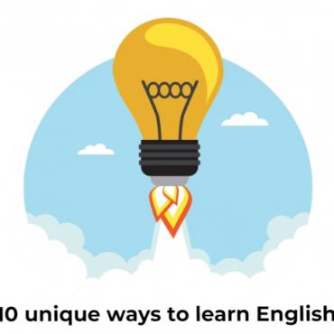 10 неочевидных способов учить английский