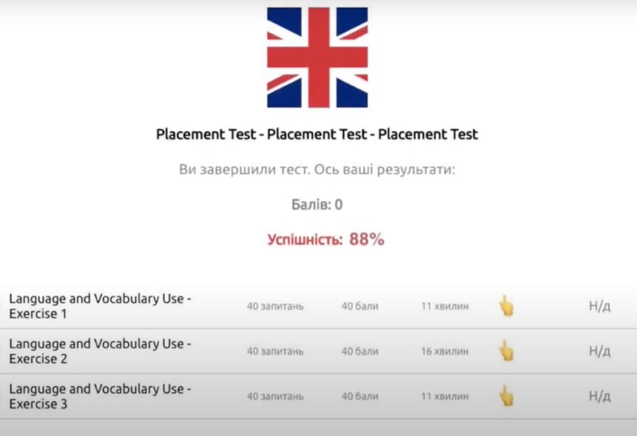 Платформа тестирования iTest